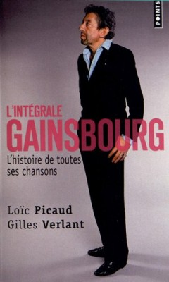"Afficher ""L'intégrale Gainsbourg"""