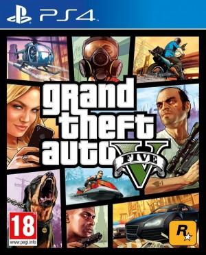 "Afficher ""Grand Theft Auto n° 5 Grand theft auto V"""