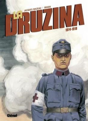vignette de 'La Druzina (Jacques Mazeau)'
