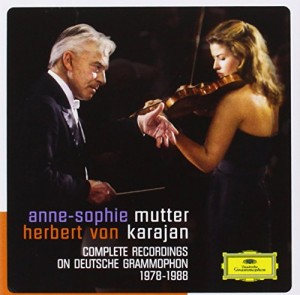 "Afficher ""Complete recordings on Deutsche Grammophon 1978-1988"""