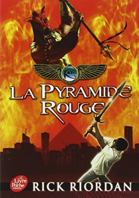 "Afficher ""The Kane chronicles n° 1 La pyramide rouge"""