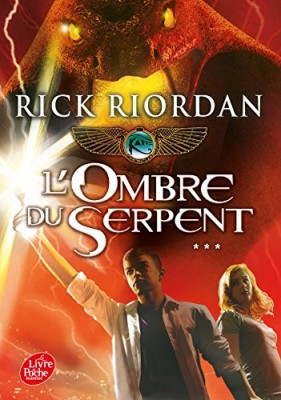 "Afficher ""The Kane Chronicles n° Tome 3 L'ombre du serpent"""
