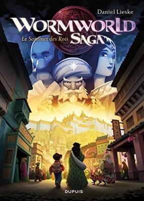 "Afficher ""Wormworld saga n° 3 Le sommet des rois"""