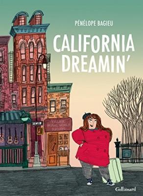 vignette de 'California dreamin (Pénélope Bagieu)'