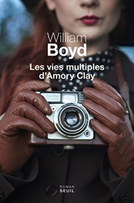 vignette de 'Les vies multiples d'Amory Clay (William Boyd)'