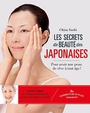vignette de 'Les secrets de beauté des Japonaises (Chizu Saeki)'