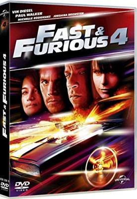 "Afficher ""Fast & furious Fast & Furious 4"""
