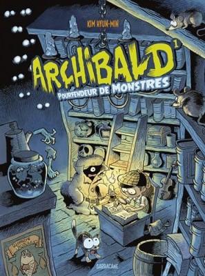 vignette de 'Archibald n° 1<br /> Pourfendeur de monstres (Hyun-Min Kim)'