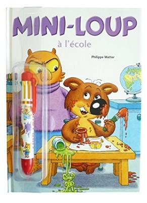 "Afficher ""Mini-Loup. n° 10 Mini-Loup à l'espace"""