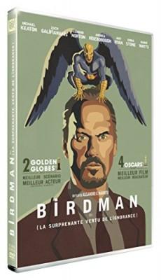 "Afficher ""Birdman ou (la surprenante vertu de l'ignorance)"""