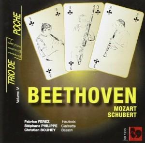 """Afficher """"Beethoven Mozart Schubert"""""""