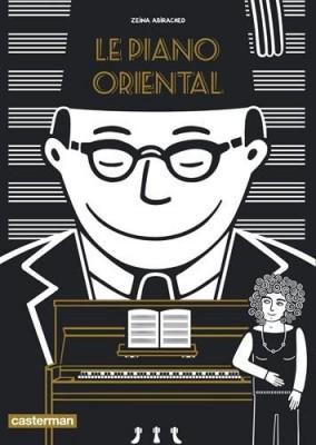 vignette de 'Le piano oriental (Zīnaẗ Abī Rāšid)'