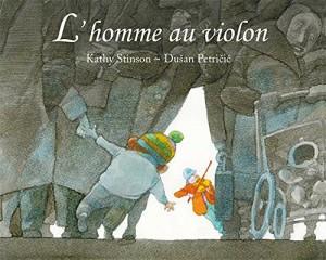 """Afficher """"L' homme au violon"""""""