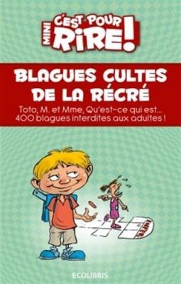 """Afficher """"Mini-C'est pour rire Les blagues cultes de la récré"""""""