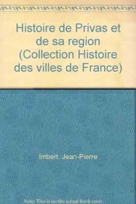 """Afficher """"Histoire de Privas et de sa région"""""""