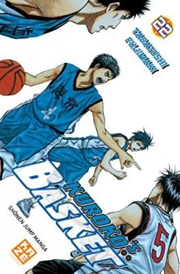 "Afficher ""Kuroko's basket n° 22"""