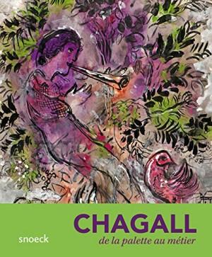 """Afficher """"Chagall, de la palette au métier"""""""