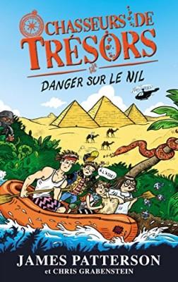 """Afficher """"Chasseurs de trésors n° 2Danger sur le Nil"""""""