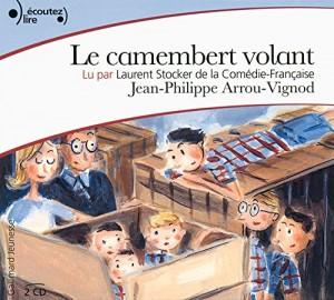 """Afficher """"Histoires des Jean-Quelque-Chose n° 2Le camembert volant"""""""