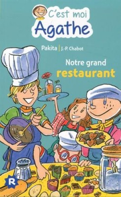 """Afficher """"C'est moi Agathe Notre grand restaurant"""""""