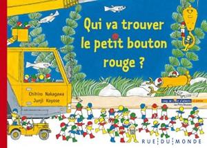 """Afficher """"Les p'tits bonzoms n° 4Qui va trouver le petit bouton rouge ?"""""""