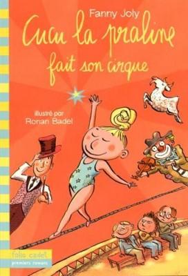 "Afficher ""Cucu la praline n° 8 Cucu la praline fait son cirque"""