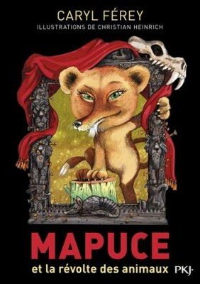 """Afficher """"Mapuce et la révolte des animaux"""""""