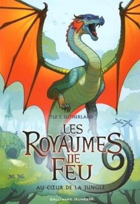 """Afficher """"Royaumes de feu (Les) n° 3 Au coeur de la jungle"""""""