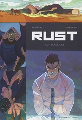 vignette de 'RUST n° 1<br /> Black list (Luca Blengino)'