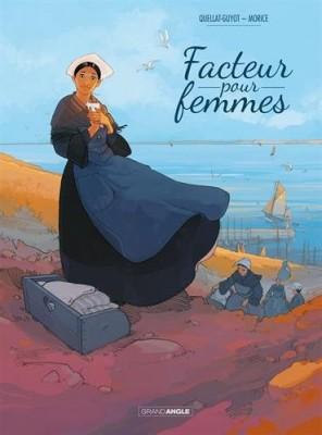 vignette de 'Facteur pour femmes (Quella-Guyot, Didier)'