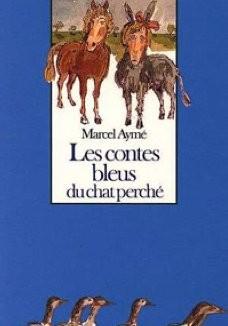 """Afficher """"Les Contes du chat perchéL'âne et le cheval"""""""
