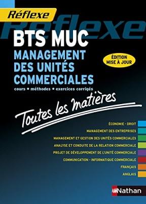 """Afficher """"BTS MUC : Management des unites commerciales"""""""