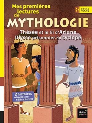 """Afficher """"Mes premières lectures de mythologie"""""""