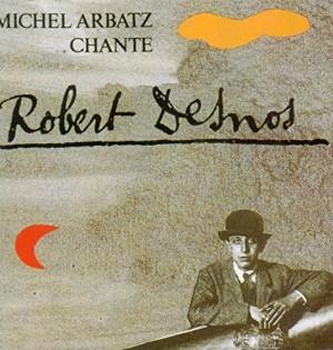 """Afficher """"Vous avez le bonjour de Robert Desnos"""""""