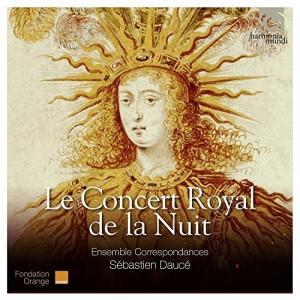vignette de 'Le concert Royal de la Nuit (Antoine Boësset)'