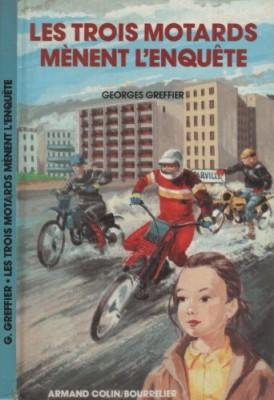 """Afficher """"Les Trois motards mènent l'enquête"""""""