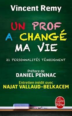 """Afficher """"Un Prof a changé ma vie"""""""