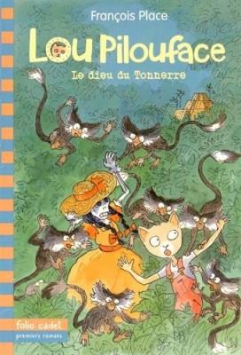 """Afficher """"Lou Pilouface n° 5 Dieu du tonnerre (Le)"""""""