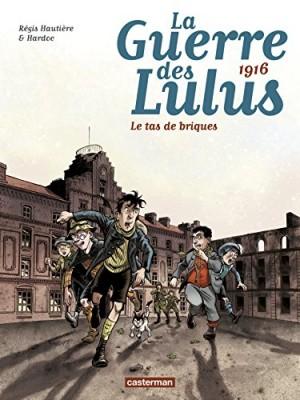 """Afficher """"La guerre des Lulus n° 3 Le tas de briques"""""""