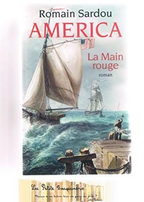 vignette de 'America n° 2<br />La main rouge (Romain Sardou)'