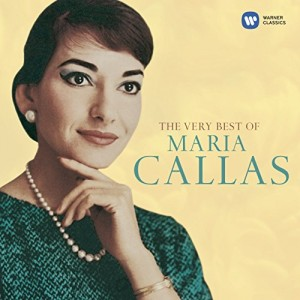 """Afficher """"The very best of Maria Callas"""""""