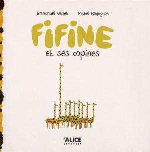 vignette de 'Fifine et ses copines (Emmanuel Veillet)'