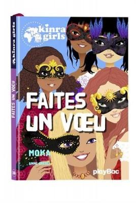 """Afficher """"Kinra girls n° 16 Faites un voeu"""""""