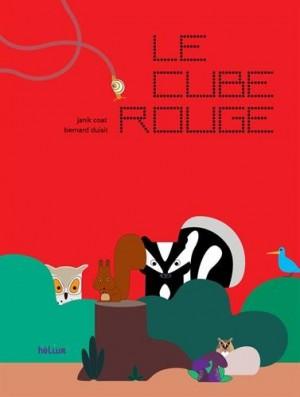 """Afficher """"Le cube rouge"""""""