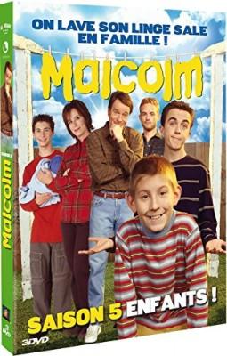 """Afficher """"Malcolm série n° 5 Malcolm, saison 5"""""""