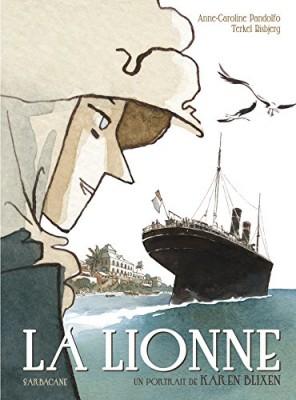"""Afficher """"La lionne"""""""