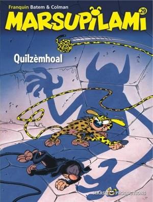 "Afficher ""Marsupilami n° 29 Quilzèmhoal"""
