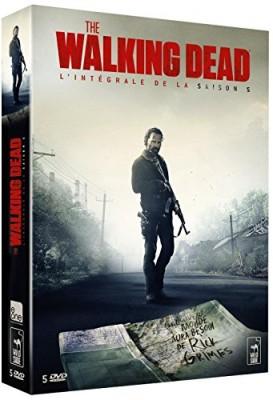 """Afficher """"The Walking Dead - Saison 5"""""""