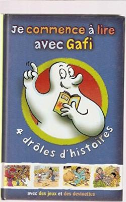 """Afficher """"Je commence à lire avec Gafi"""""""
