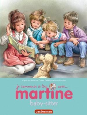 """Afficher """"Martine baby-sitter"""""""